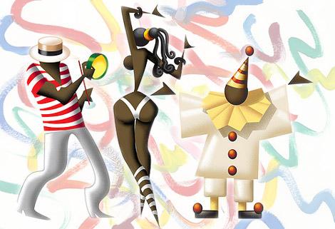Cidade do Samba em Ritmo de Carnaval!   Misere Vip - Seu Guia Carioca de Eventos e Serviços 0800 na Web.